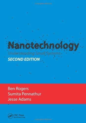 9781439849200: Nanotechnology: Understanding Small Systems, Second Edition (Mechanical and Aerospace Engineering Series)