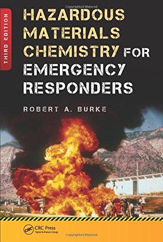 9781439849859: Hazardous Materials Chemistry for Emergency Responders