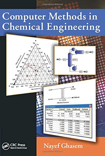 9781439849996: Computer Methods in Chemical Engineering
