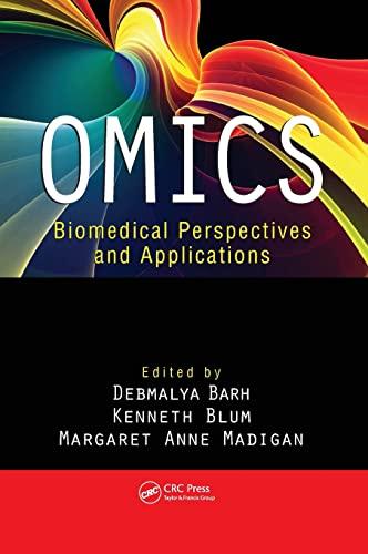 9781439850084: OMICS: Biomedical Perspectives and Applications