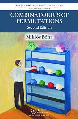 9781439850510: Combinatorics of Permutations, Second Edition (Discrete Mathematics and Its Applications)