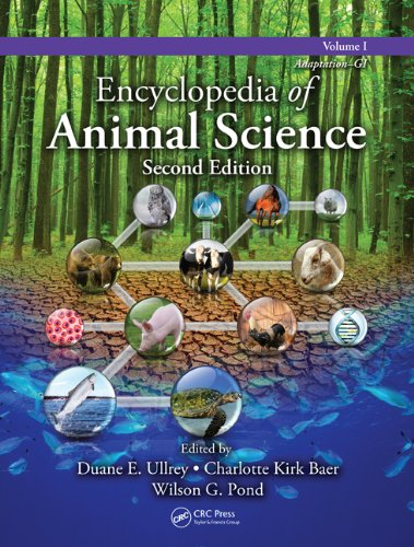 9781439850985: Encyclopedia of Animal Science