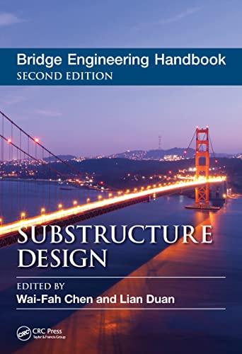 9781439852194: Bridge Engineering Handbook, Second Edition: Substructure Design (Volume 3)