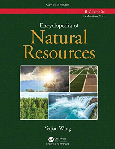 Encyclopedia of Natural Resources - Two-Volume Set (Print)