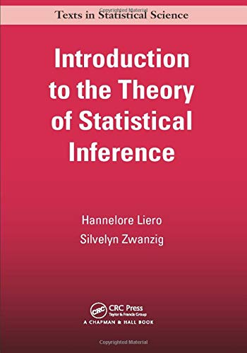 9781439852927: Introduction to the Theory of Statistical Inference