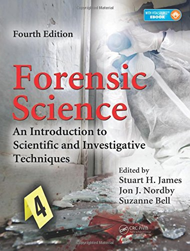 9781439853832: Forensic Science: An Introduction to Scientific and Investigative Techniques, Fourth Edition