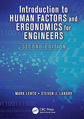Introduction to Human Factors and Ergonomics for: Lehto, Mark R.;