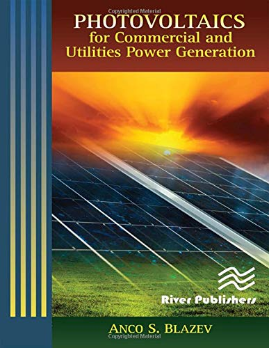 9781439856314: Photovoltaics for Commercial and Utilities Power Generation