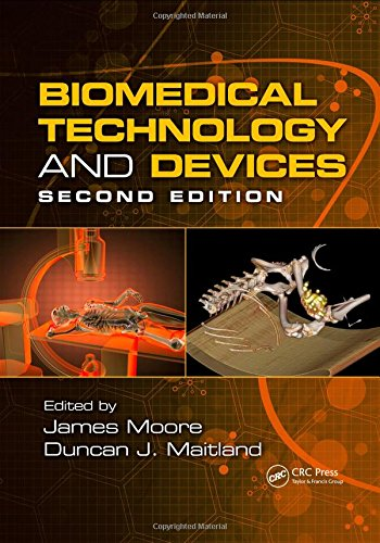 Biomedical Technology and Devices, Second Edition (Handbook Series for Mechanical Engineering): ...