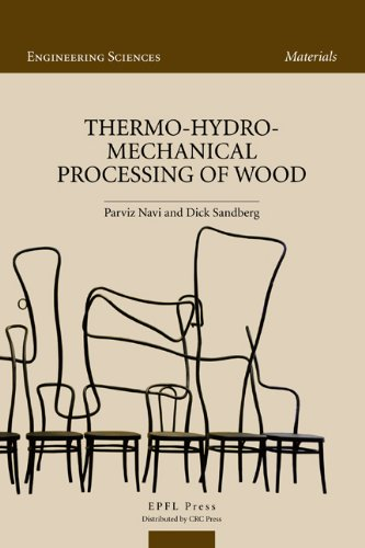 9781439860427: Thermo-Hydro-Mechanical Wood Processing (Engineering Sciences)
