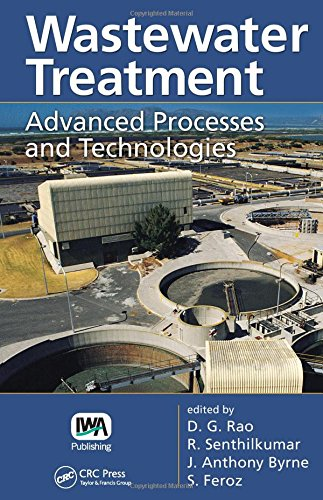 9781439860441: Wastewater Treatment: Advanced Processes and Technologies