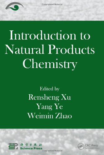 9781439860762: Introduction to Natural Products Chemistry