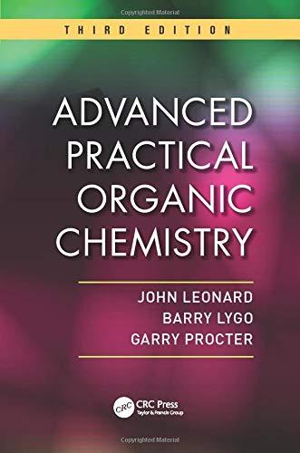 9781439860977: Advanced Practical Organic Chemistry, Third Edition