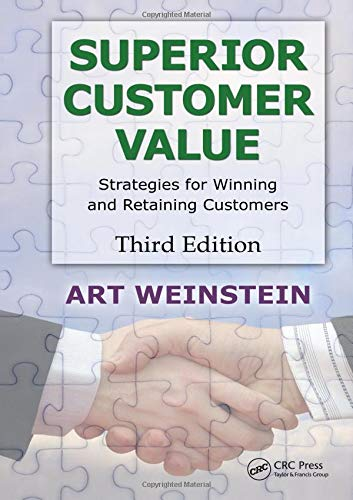 9781439861288: Superior Customer Value: Strategies for Winning and Retaining Customers, Third Edition