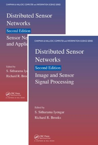 9781439862896: Distributed Sensor Networks, Second Edition: Two Volume Set (Chapman & Hall/CRC Computer and Information Science Series)