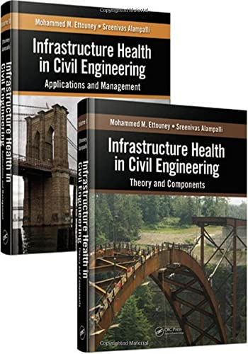 Infrastructure Health in Civil Engineering 2 Volume Set: Theory and Components: Ettouney, Mohammed ...