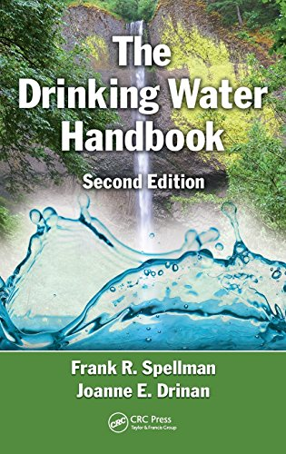 The Drinking Water Handbook 2Ed (Hb): Spellman F.R.