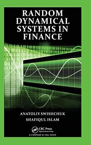 9781439867181: Random Dynamical Systems in Finance