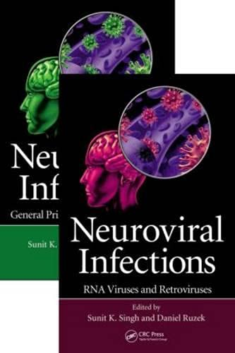 Neuroviral Infections: Two Volume Set (Hardback)