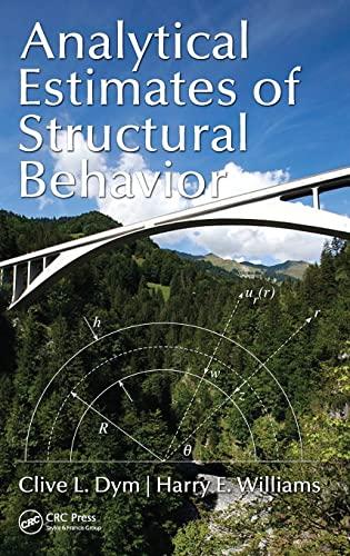 9781439870891: Analytical Estimates of Structural Behavior