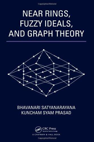 Near Rings, Fuzzy Ideals, and Graph Theory: Bhavanari Satyanarayana