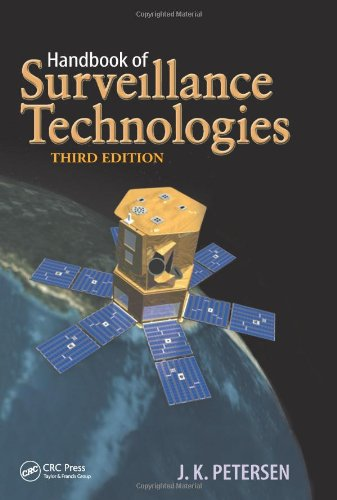 9781439873151: Handbook of Surveillance Technologies: History & Applications, 3rd Edition