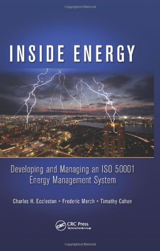 9781439876701: Inside Energy: Developing and Managing an ISO 50001 Energy Management System