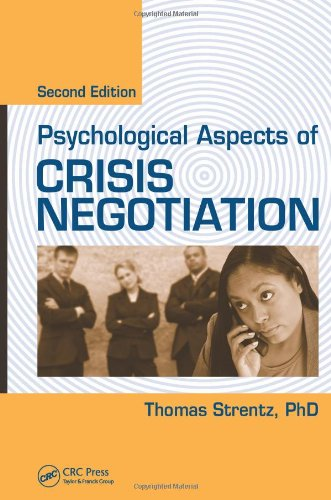9781439880050: Psychological Aspects of Crisis Negotiation, Second Edition