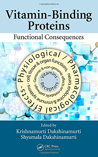 Vitamin-Binding Proteins: Functional Consequences: CRC Press