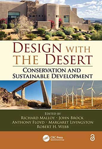9781439881354: Design with the Desert: Conservation and Sustainable Development