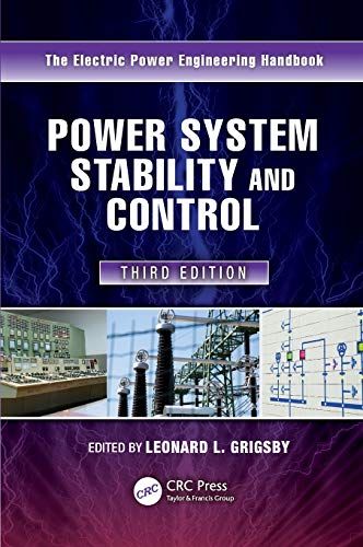 Power System Stability and Control, Third Edition