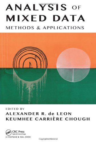 9781439884713: Analysis of Mixed Data: Methods & Applications