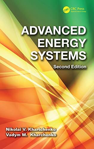 Advanced Energy Systems 2Ed (Hb 2014): Khartchenko N.V.
