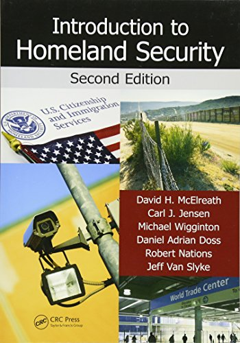 Introduction to Homeland Security, Second Edition: McElreath, David H.;