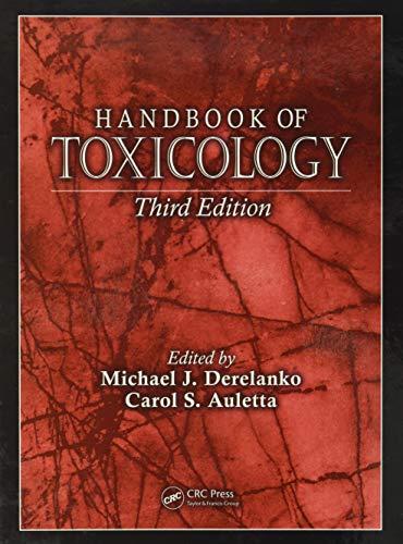 9781439890134: Handbook of Toxicology, Third Edition