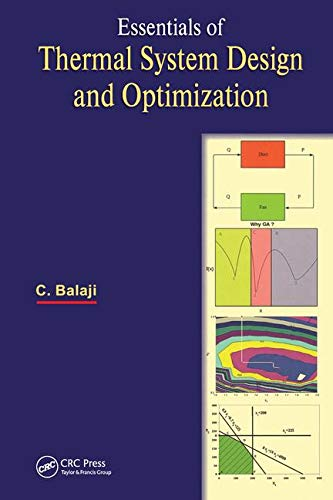 9781439891544: Essentials of Thermal System Design and Optimization