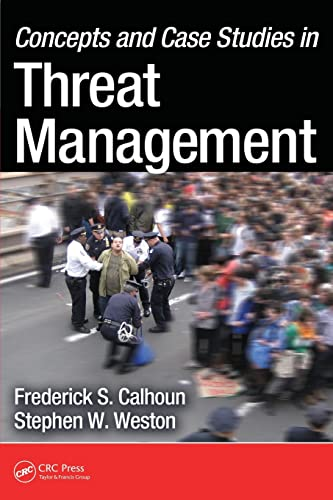 9781439892176: Concepts and Case Studies in Threat Management