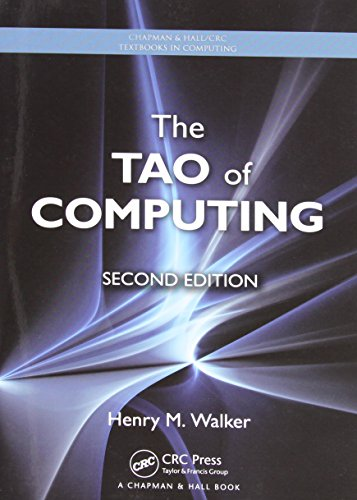 9781439892510: The Tao of Computing, Second Edition (Chapman & Hall/CRC Textbooks in Computing)