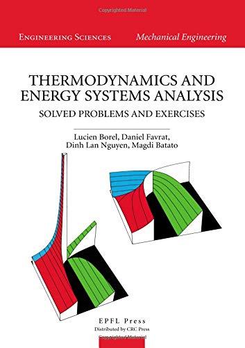 Thermodynamics & Energy Systems Analysis: Borel, Lucien; Nguyen,