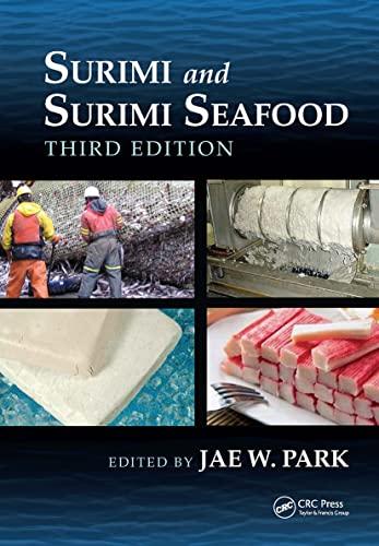 9781439898574: Surimi and Surimi Seafood, Third Edition
