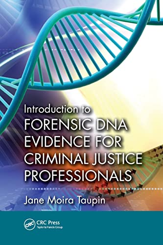 9781439899090: Introduction to Forensic DNA Evidence for Criminal Justice Professionals