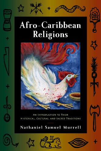 9781439900413: Afro-Caribbean Religions: An Introduction to Their Historical, Cultural, and Sacred Traditions