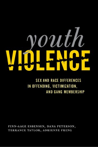 9781439900710: Youth Violence: Sex and Race Differences in Offending, Victimization, and Gang Membership