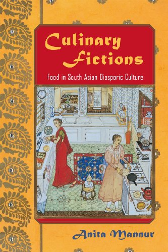9781439900772: Culinary Fictions: Food in South Asian Diasporic Culture