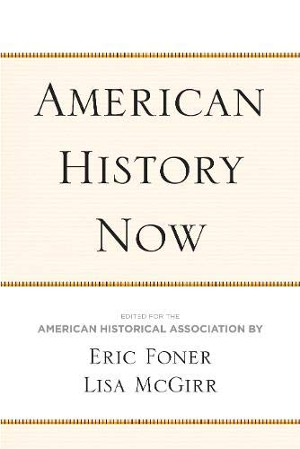 American History Now (Critical Perspectives On The P)