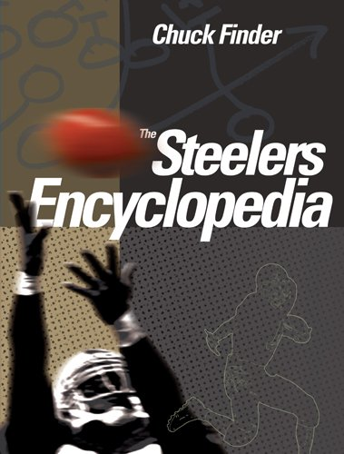 9781439908327: The Steelers Encyclopedia