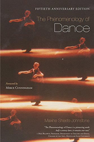 The Phenomenology of Dance (Hardcover): Maxine Sheets-Johnstone