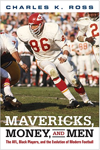 9781439913062: Mavericks, Money, and Men: The AFL, Black Players, and the Evolution of Modern Football (Sporting)