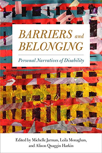 9781439913871: Barriers and Belonging: Personal Narratives of Disability