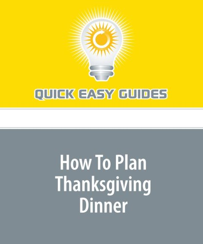 9781440007385: How To Plan Thanksgiving Dinner